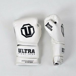 Ultra fitnessgear Kids Boxing Gloves 6oz 6-12 Year